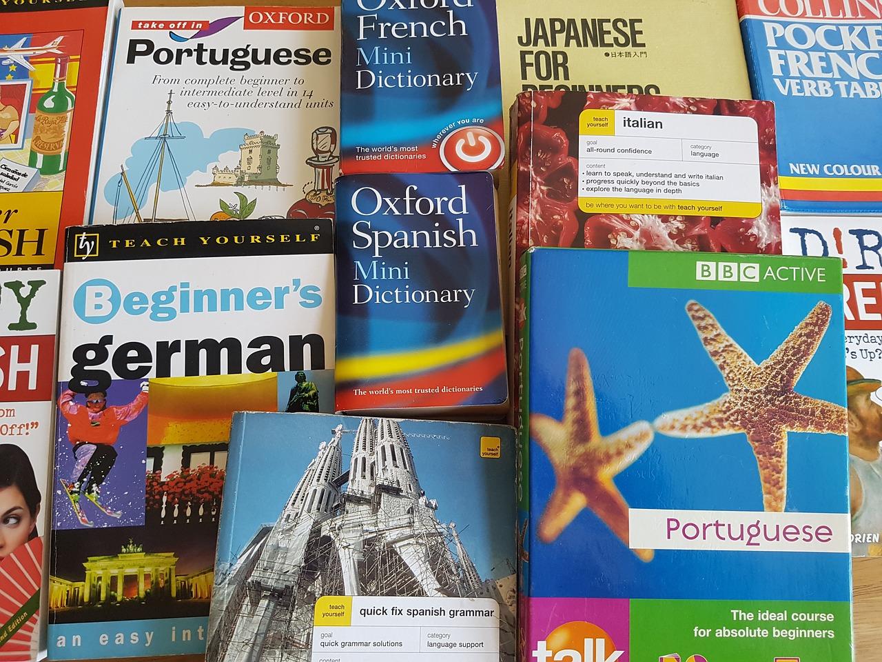 Sprachenlernen öffnet Türen in neue Welten